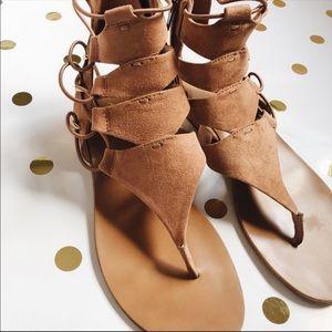 Aldo Shoes - Aldo Athena gladiator sandals